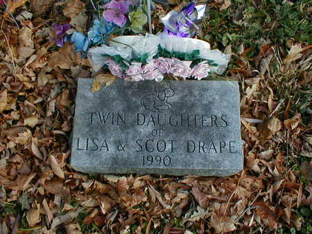 DRAPE, DAUGHTERS - Bremer County, Iowa | DAUGHTERS DRAPE