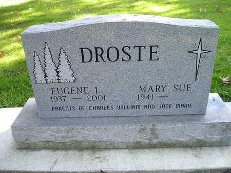 DROSTE, EUGENE L - Bremer County, Iowa | EUGENE L DROSTE