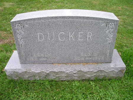 DUCKER, ELSIE - Bremer County, Iowa | ELSIE DUCKER