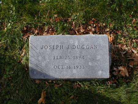 DUGGAN, JOSEPH J - Bremer County, Iowa | JOSEPH J DUGGAN