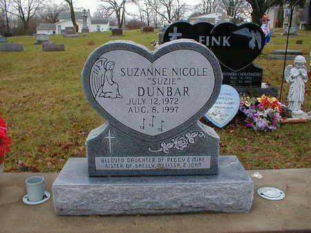 DUNBAR, SUZANNE NICOLE - Bremer County, Iowa | SUZANNE NICOLE DUNBAR
