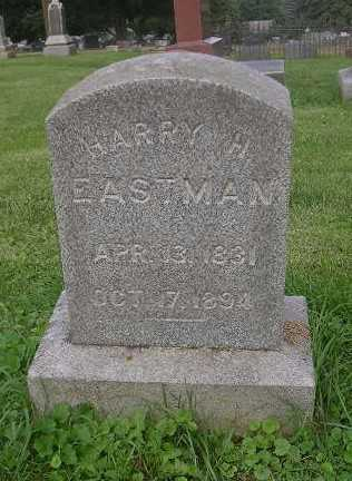 EASTMAN, HARRY - Bremer County, Iowa | HARRY EASTMAN