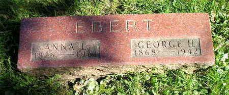 EBERT, ANNA L - Bremer County, Iowa | ANNA L EBERT