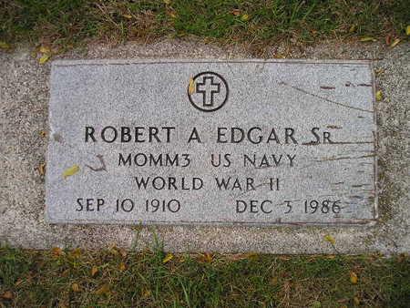 EDGAR, ROBERT A SR - Bremer County, Iowa | ROBERT A SR EDGAR