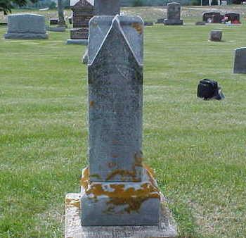 EDWARDS, MARIETTE - Bremer County, Iowa | MARIETTE EDWARDS