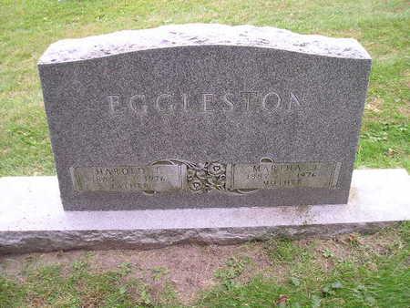EGGIESTON, HAROLD F - Bremer County, Iowa | HAROLD F EGGIESTON