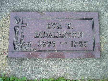 EGGLESTON, EVA E - Bremer County, Iowa | EVA E EGGLESTON
