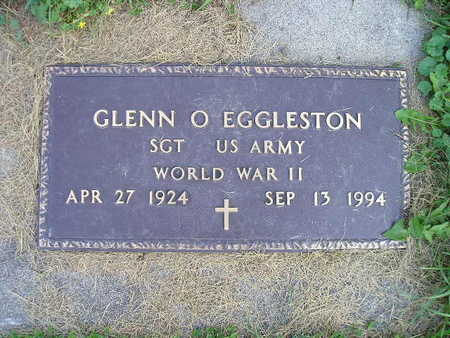 EGGLESTON, GLENN O - Bremer County, Iowa | GLENN O EGGLESTON