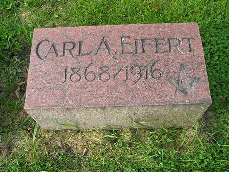 EIFERT, CARL A - Bremer County, Iowa | CARL A EIFERT