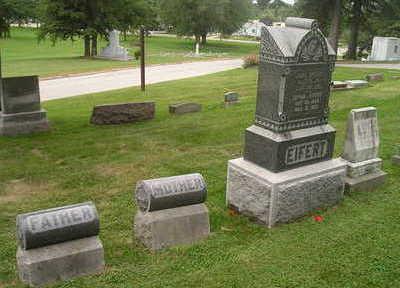 EIFERT, SOPHIA - Bremer County, Iowa   SOPHIA EIFERT