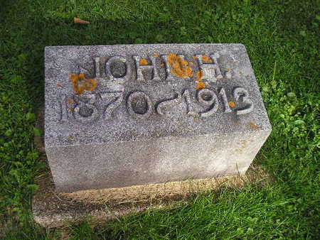 EIFERT, JOHN H - Bremer County, Iowa | JOHN H EIFERT
