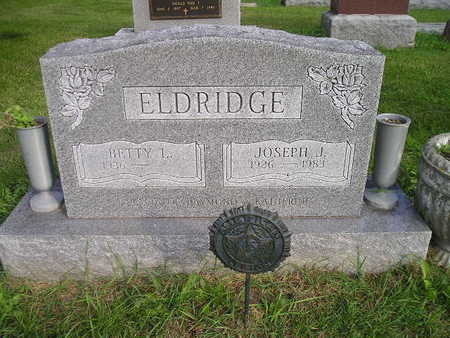ELDRIDGE, BETTY L - Bremer County, Iowa | BETTY L ELDRIDGE