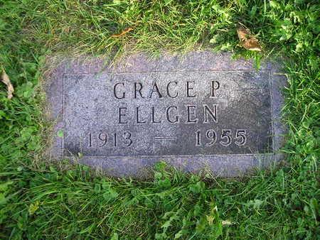 ELLGEN, GRACE P - Bremer County, Iowa | GRACE P ELLGEN