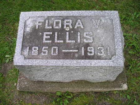 ELLIS, FLORA V - Bremer County, Iowa | FLORA V ELLIS