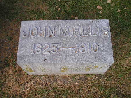 ELLIS, JOHN - Bremer County, Iowa   JOHN ELLIS