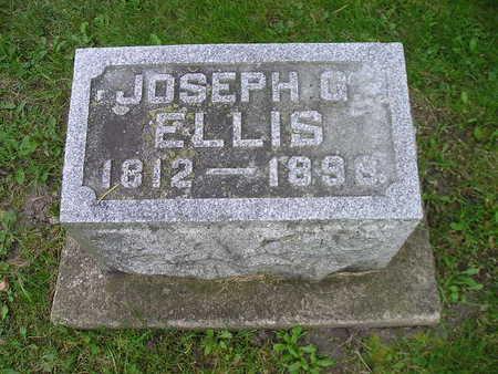 ELLIS, JOSEPH G - Bremer County, Iowa | JOSEPH G ELLIS
