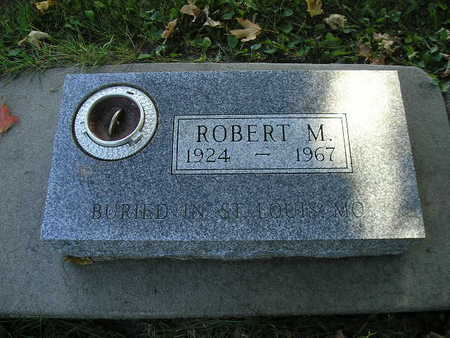 ENGELBRECHT, ROBERT M - Bremer County, Iowa | ROBERT M ENGELBRECHT
