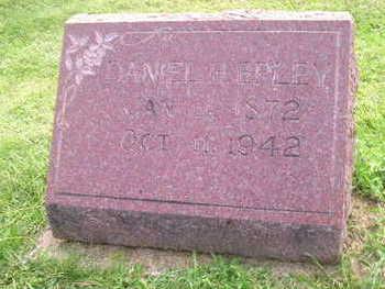 EPLEY, DANIEL - Bremer County, Iowa   DANIEL EPLEY