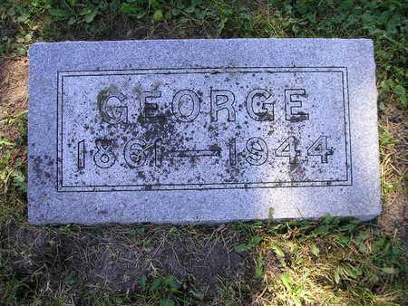 ERNST, GEORGE - Bremer County, Iowa   GEORGE ERNST