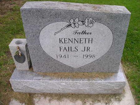FAILS, KENNETH JR - Bremer County, Iowa | KENNETH JR FAILS