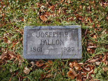 FALLON, JOSEPH P - Bremer County, Iowa | JOSEPH P FALLON
