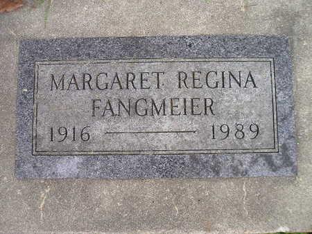 FANGMEIER, MARGARET REGINA - Bremer County, Iowa | MARGARET REGINA FANGMEIER