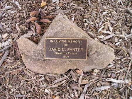 FANTER, DAVID C - Bremer County, Iowa | DAVID C FANTER