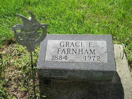 FARNHAM, GRACE E - Bremer County, Iowa | GRACE E FARNHAM