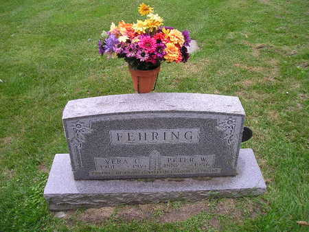 FEHRING, PETER W - Bremer County, Iowa | PETER W FEHRING