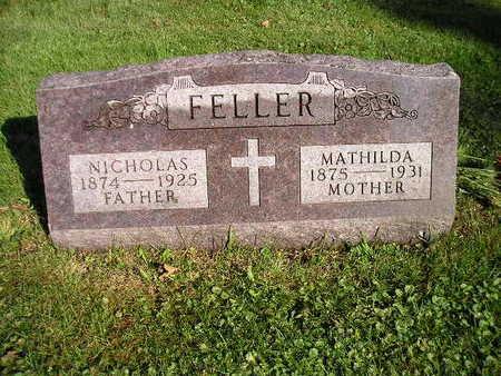 FELLER, NICHOLAS - Bremer County, Iowa | NICHOLAS FELLER