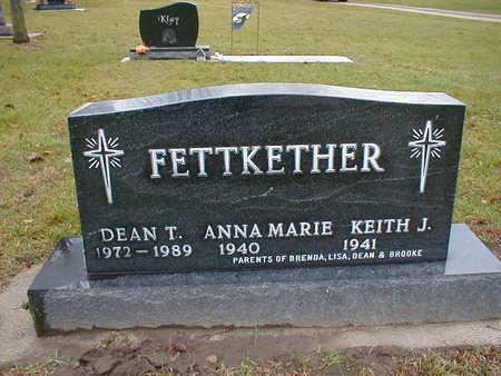FETTKETHER, DEAN T - Bremer County, Iowa | DEAN T FETTKETHER