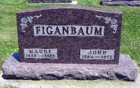 FIGANBAUM, JOHN - Bremer County, Iowa   JOHN FIGANBAUM
