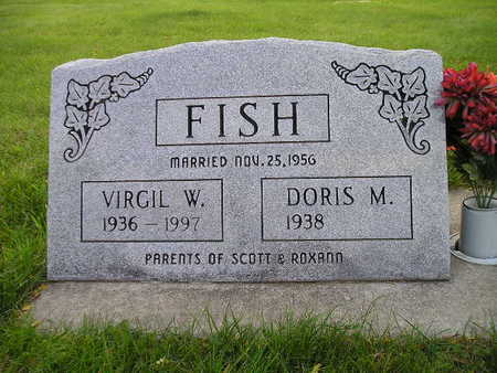 FISH, DORIS M - Bremer County, Iowa | DORIS M FISH