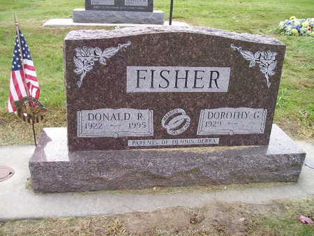 FISHER, DOROTHY G - Bremer County, Iowa | DOROTHY G FISHER