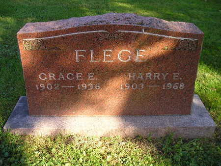 FLEGE, GRACE E - Bremer County, Iowa | GRACE E FLEGE