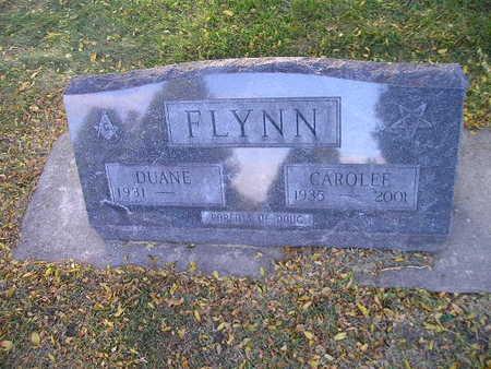 FLYNN, CAROLEE - Bremer County, Iowa   CAROLEE FLYNN
