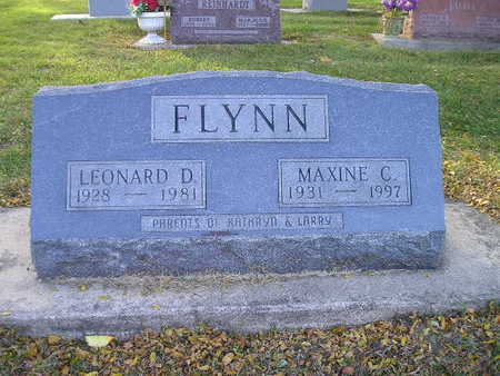 FLYNN, MAXINE C - Bremer County, Iowa | MAXINE C FLYNN