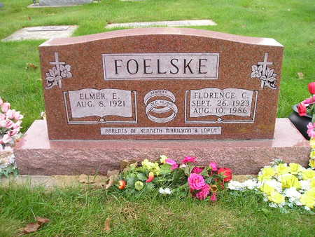 FOELSKE, FLORENCE C - Bremer County, Iowa | FLORENCE C FOELSKE