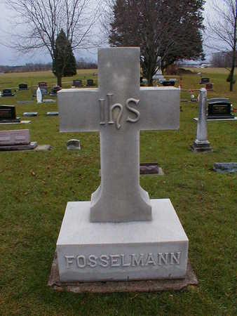 FOSSELMANN, FAMILY - Bremer County, Iowa | FAMILY FOSSELMANN
