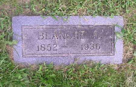 FOSTER, BLANCHE - Bremer County, Iowa   BLANCHE FOSTER
