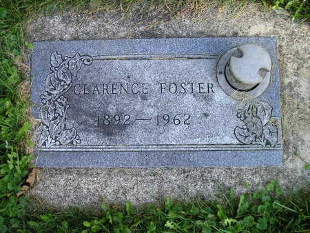FOSTER, CLARENCE - Bremer County, Iowa | CLARENCE FOSTER
