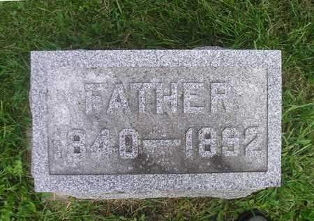 FOSTER, FATHER - Bremer County, Iowa | FATHER FOSTER