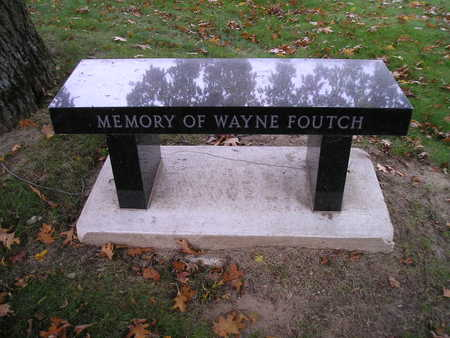 FOUTCH, WAYNE - Bremer County, Iowa | WAYNE FOUTCH