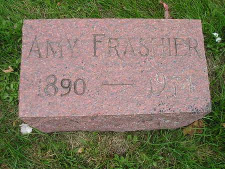 FRASHIER, AMY - Bremer County, Iowa | AMY FRASHIER