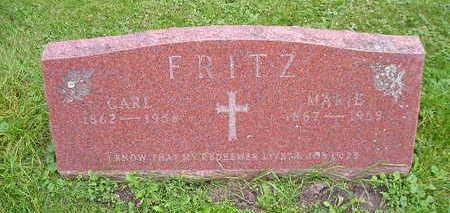 FRITZ, CARL - Bremer County, Iowa | CARL FRITZ