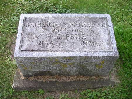 FRITZ, KATHERINE A - Bremer County, Iowa | KATHERINE A FRITZ