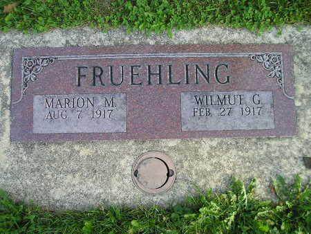 FRUEHLING, WILMUT G - Bremer County, Iowa | WILMUT G FRUEHLING