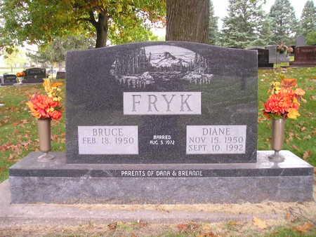 FRYK, BRUCE - Bremer County, Iowa | BRUCE FRYK