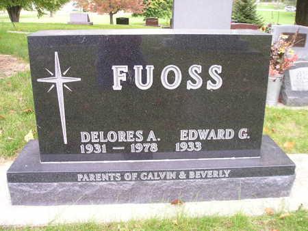 FUOSS, DELORES A - Bremer County, Iowa | DELORES A FUOSS
