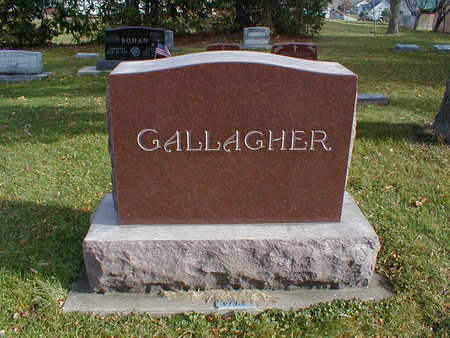 GALLAGHER, FAMILY - Bremer County, Iowa | FAMILY GALLAGHER